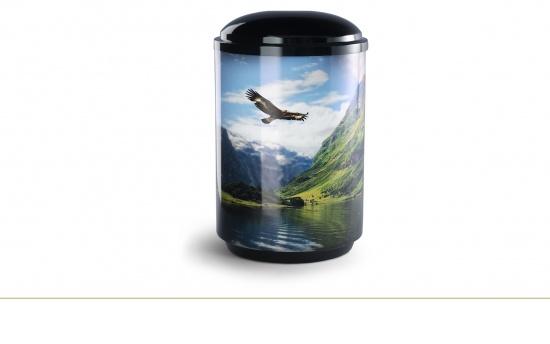 Adler mit Berge   <small>(U44)</small>