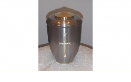 Silber mit Kreuz   <small>(U68)</small>
